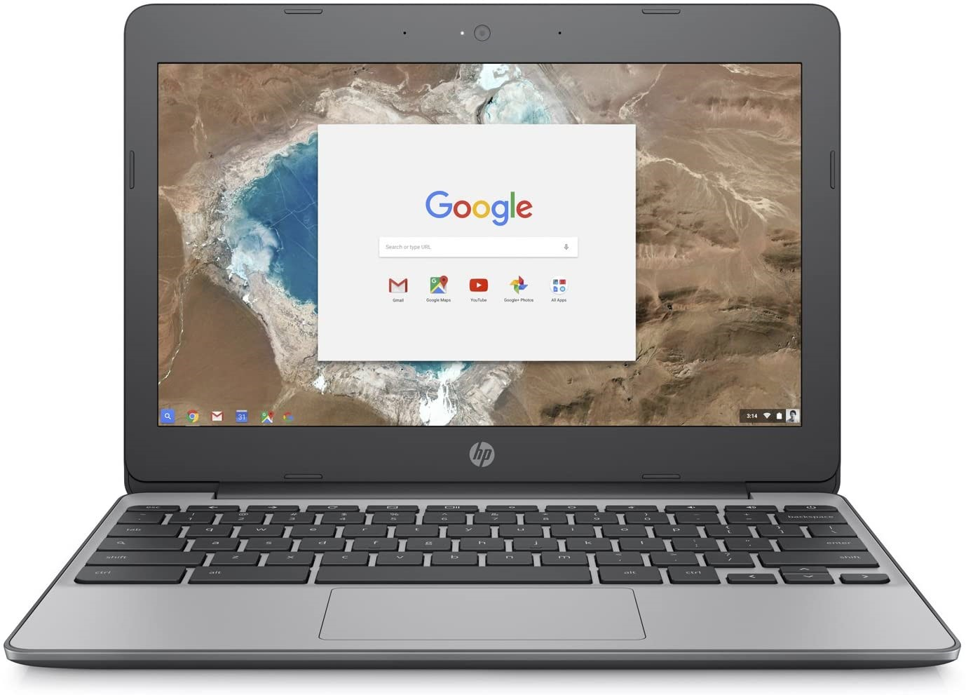 HP Chromebook Emmc with Chrome OS