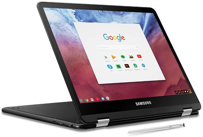 Samsung Chromebook Pro Convertible Laptop (Best Laptops for Handwriting Notes)