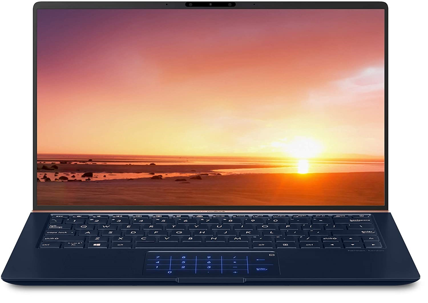ASUS ZenBook 13 Slim Durable Laptop
