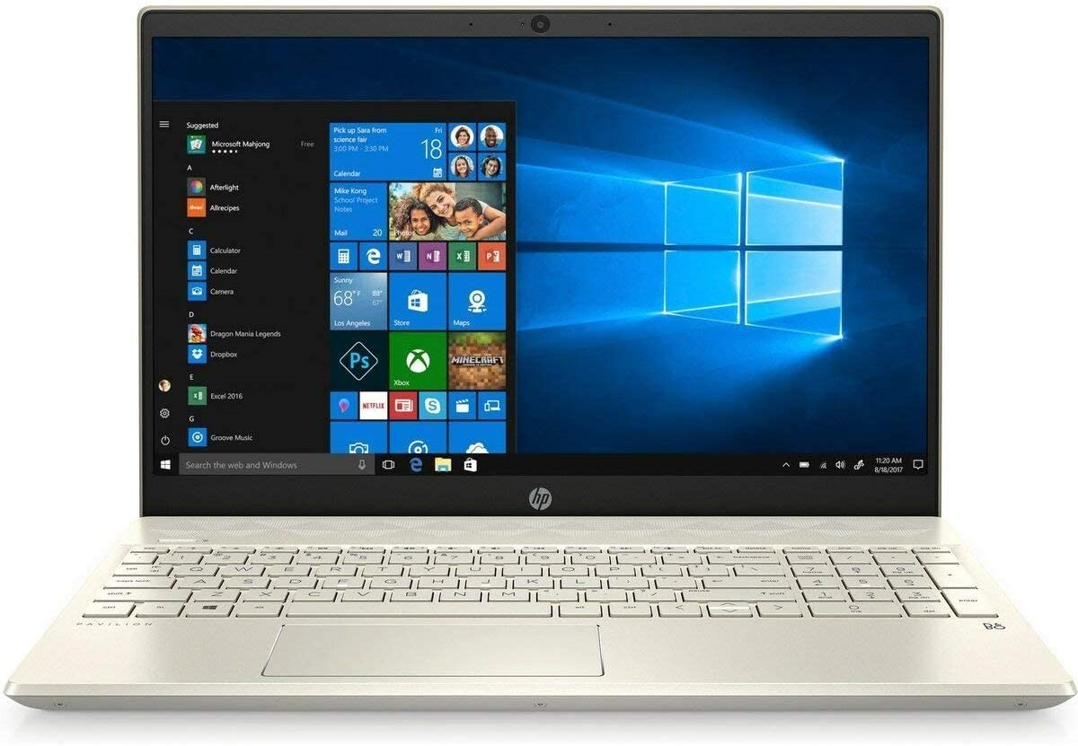 Newest HP 15 Touch Screen Premium Laptop
