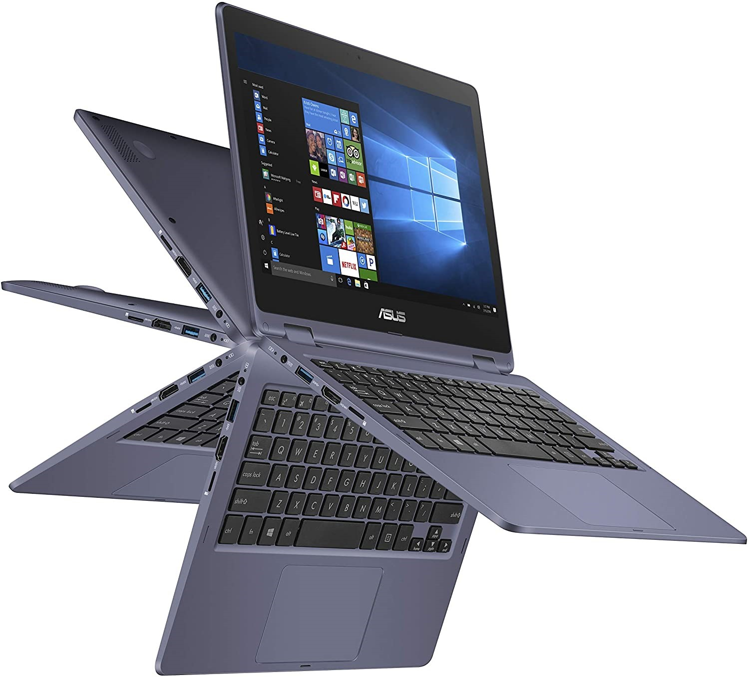 ASUS VivoBook Flip Thin and Light 2-in-1